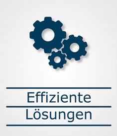 Effiziente Lösungen | Unser Leistungsspektrum